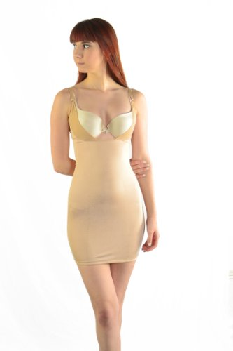 Curvi Wear Your Own Bra Firm Body Shaping Control Slip ...