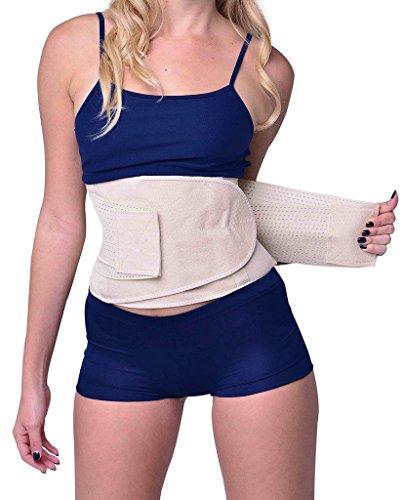 bac5b7f5414 Camellias Women s Waist Trainer Belt – Body Shaper For An Hourglass ...