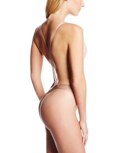 9182351213 Fashion Forms Women s U Plunge Backless Strapless Bodysuit ...