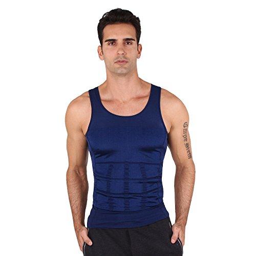 Mens Body Shaper Shirt
