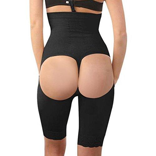 8758be7f60 Lover-Beauty Women s Shapewear Panties High Waist Butt Lifter Tummy Shaper