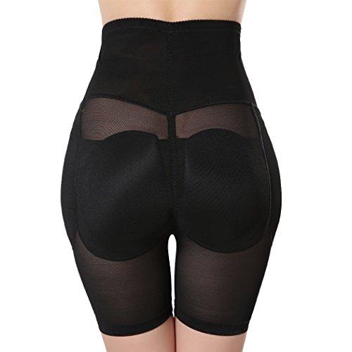 9311fb6dc7d Topmelon Women s Shapewear Butt Lifter Padded Panty Body Shaper ...