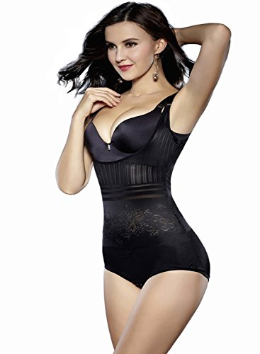 9320805d0adab Vemure Women s Shapewear Firm Control Body Briefer Slimmer Full Body ...